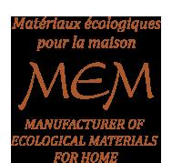 Matériaux écologiques pour la maison | Manufacturer of ecological materials for home
